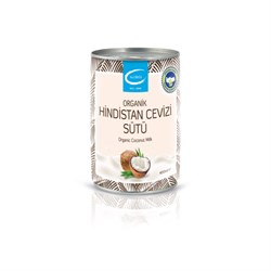 THE LIFECO ORGANİK HİNDİSTAN CEVİZİ SÜTÜ 400 ML